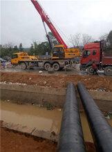 柳州Q345B大口径钢管排水螺旋管厂家图片