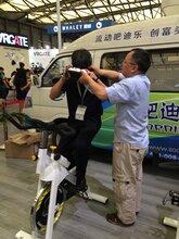 全球首款无线VR自行车(单车)可移动的财富宝藏图片
