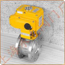 上海电动阀门_进口超薄型球阀_CF3M意式超薄型电动球阀图片