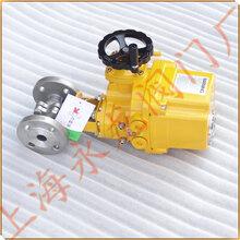 液氨装卸臂电动阀门_紧急电动切断阀图片