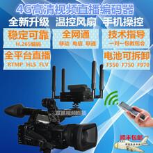 微信视频直播编码器4G视频直播设备高清视频推流设备图片