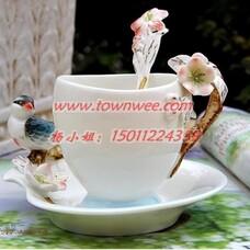 咖啡杯定制,马克杯定制,陶瓷杯子批发,广告杯定制