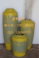 陶瓷定做,茶叶罐定做,礼品定制,陶瓷大花瓶