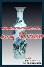 陶瓷茶叶罐,落地大花瓶,陶瓷定做,陶瓷艺术盘