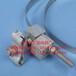 OPGW光缆专用金具引下夹具杆用金属型光缆金具水泥杆式引下夹具