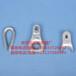 光缆金具TC-0407光缆金具预绞式金具耐张拉环TC-101216心型环鸡心环