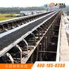 帶式輸送機在石料生產線上的應用特點