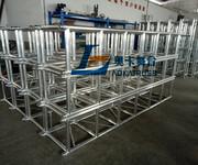 奥卡20m大跨度插销铝合金桁架、舞台架、灯光架图片