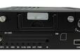 4G高清四路網絡車載硬盤錄像機1080P