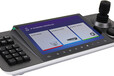派尼珂10寸光電觸控屏網絡高清四維控制鍵盤NK-NT100KDEC