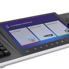 派尼珂10寸光电触控屏网络高清四维控制键盘NK-NT100KDEC图片