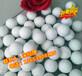 白色实心橡胶球/工业实心清网球/振动筛专用弹跳球