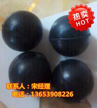 天然实心清网球/白色耐磨橡胶球/工业实心弹跳球