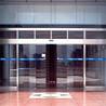 天津武清区玻璃门,感应门,玻璃隔断