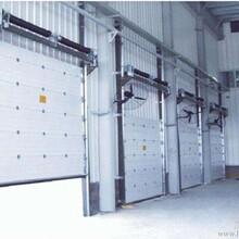 静海县生产堆积门尺寸(安装方式)图片