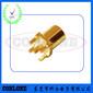TNC母头焊线式射频连接器