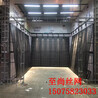 广告展览器材瓷砖铁网展示架宜昌市瓷砖冲孔网