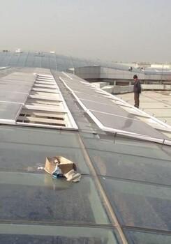 斜屋顶天窗怎样安装SL4000移动天窗兮鸿屋面天窗智能排烟95%