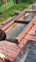 太阳能蓄电池好家兮鸿智能屋顶平移天窗图片