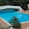 折叠游泳池