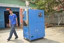 蜂巢转轮除湿干燥机吹瓶除湿干燥机哪个品牌好价格低瑞达机械