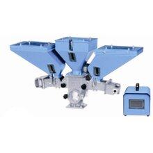 东莞瑞达厂家现货供应注塑色母机定制款双色失重式色母机