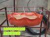 按要求定做矿用封孔袋、500g聚氨酯瓦斯封孔袋