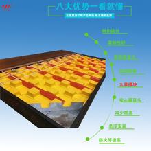 上海家用地暖模块批发九菲黄金甲地暖模块蘑菇头地暖模块厂家新型模块地暖