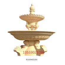 庭院水景喷泉人造砂岩喷泉砂岩喷泉雕塑欧式砂岩喷泉图片