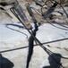 顶管岩石破除设备膨胀机劈裂棒,劈裂机