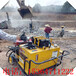 矿用小型掘进机劈裂机-石头好方法