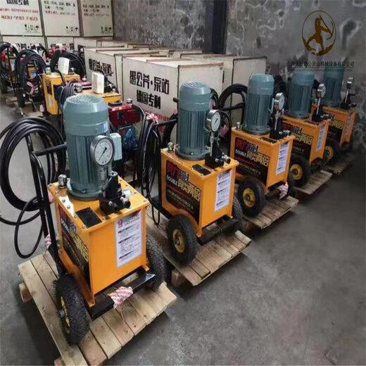 柴油驅動巖石分裂機劈裂器劈裂機,開山機