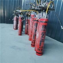 超高壓電動泵巖石劈裂機劈裂棒,劈裂機圖片