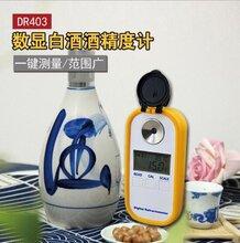 DR403数显白酒酒精度计DR403酒精度仪图片