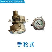 单体液压支柱初撑力测压表工作阻力检测仪图片