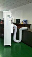 厂家货源家用空气净化器家用FFU净化机超静音除甲醛可接新风