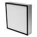 江门木框高效过滤器,H13镀锌框高效过滤器,有隔板无隔板高效过滤器厂家可订制尺寸
