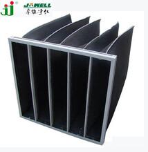 活性炭高效过滤器,袋式活性炭过滤器厂家直销,汽车厂喷涂厂专用
