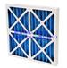 纸框?#20013;?#36807;滤器G3G4,蓝色覆网棉初效过滤器,厂家直销