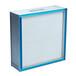 麻涌H14高效过滤器,铝框超高效过滤器,可订制尺寸
