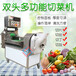多功能切菜機果蔬切割加工機器九盈臺灣進口切菜機TJ-301