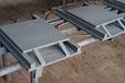 生產網架橡膠支座網架鋼支座打孔橡膠鋼支座