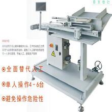 寧波無心磨全自動切磨機械手送料機圖片