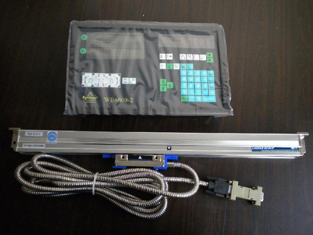 宁波磨床铣床镗床线切割光栅电子尺安装