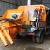 矿井巷道锚喷支护多喷头湿喷机SP25F