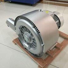 供应台湾升鸿EHS-4346环形高压风机4KW切纸吹送鼓风机