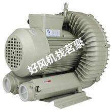 升鸿高压风机EHS-5292.2KW380V台湾升鸿全新正品