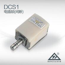 宏泰小型电插锁DCS1/DCS2/DCS3箱柜锁/保险柜插锁文件柜/抽屉锁图片