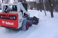 山貓滑移式裝載機,推雪板,吹雪器,除冰器S770