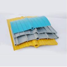 PVC塑料止水带施工灰色塑料止水带价格图片